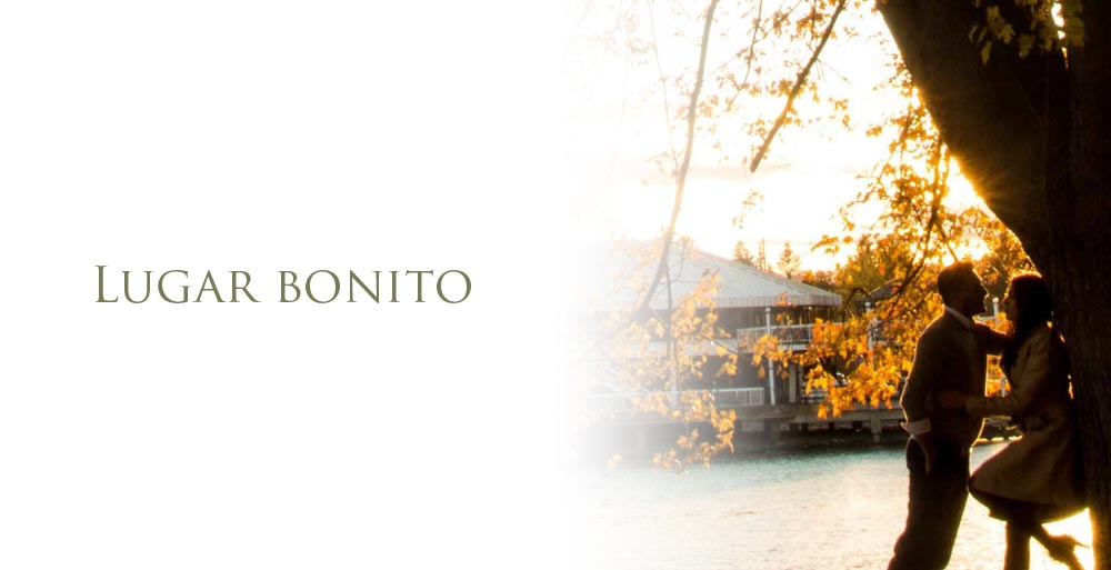 LUGAR BONITO
